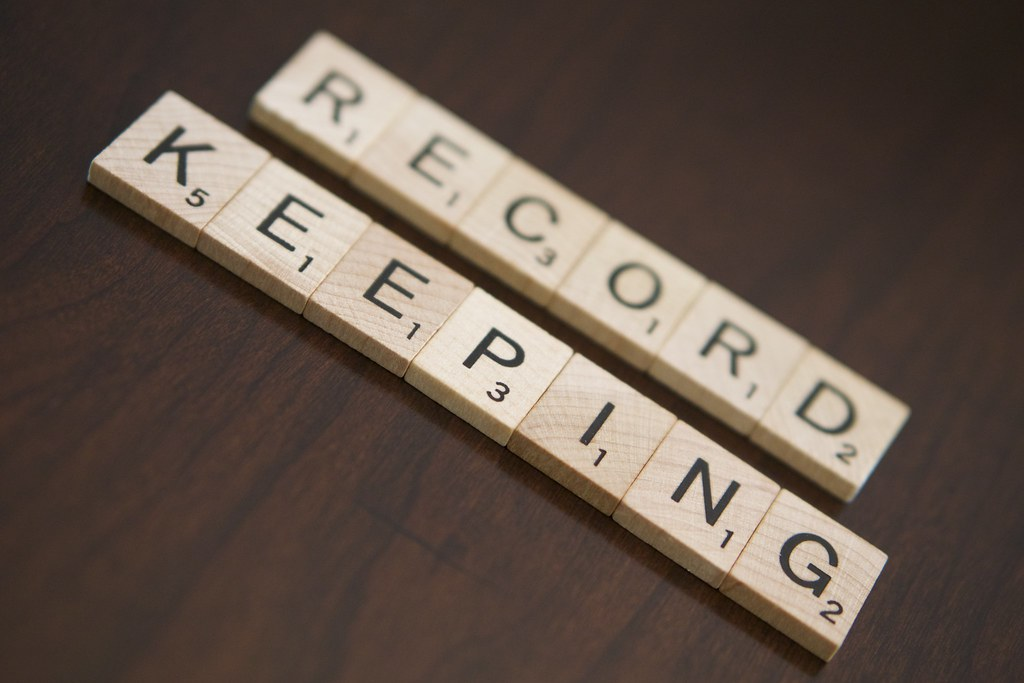 COMMON COMPETENCY 5: PERFORM RECORD-KEEPING